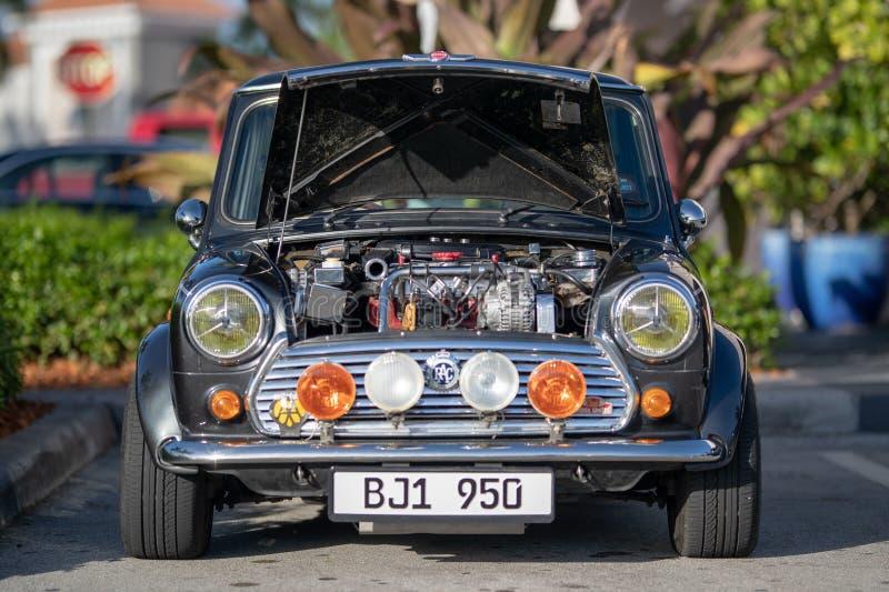 Klassieke Uitstekende Ritten - Auto's en Koffie royalty-vrije stock foto's
