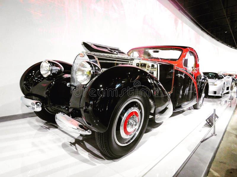 Klassische Automobile stockbild