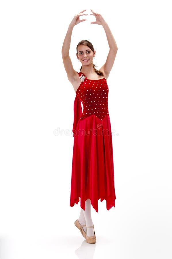 Klassische Ballerina lizenzfreies stockbild