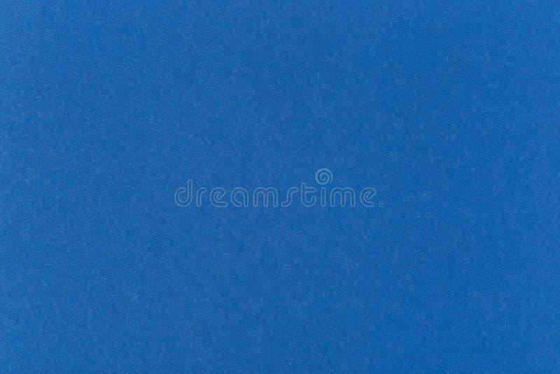 Klassische blaue Papierstruktur, leerer Hintergrund für Vorlage, horizontal, Kopierraum vektor abbildung