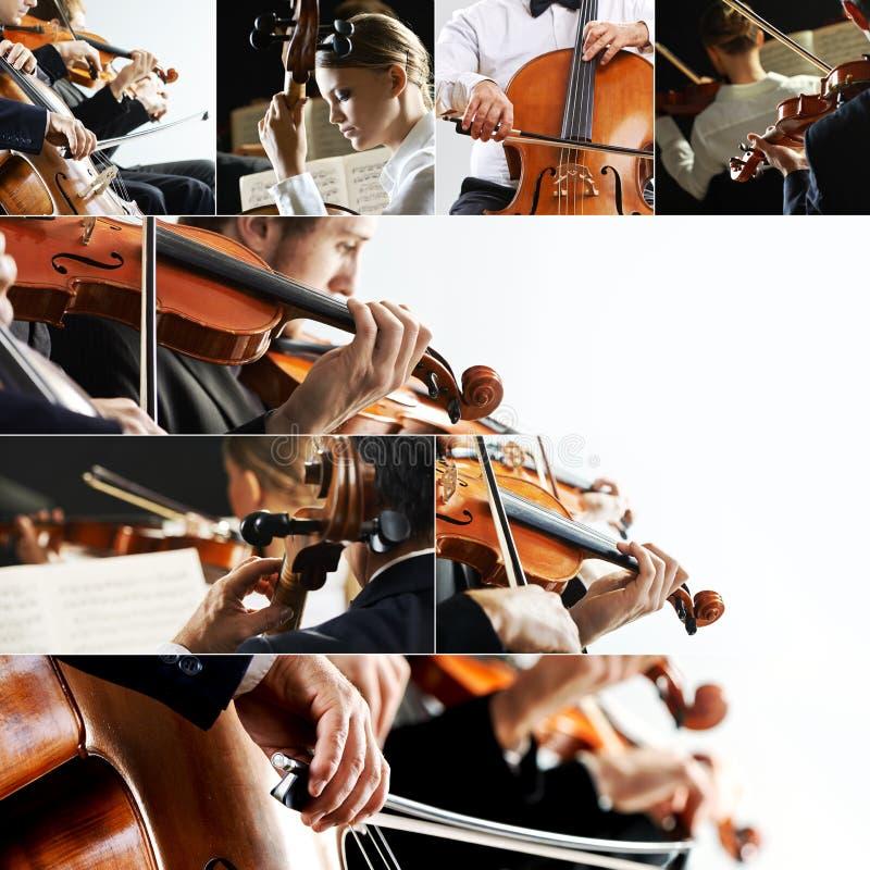 Klassische Musik stockfotografie
