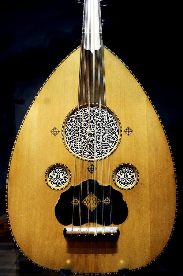 Klassische Musikinstrument Mandoline lizenzfreie stockfotografie