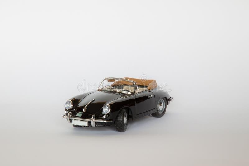 Klassischer Raser Porsches 356 lizenzfreies stockfoto