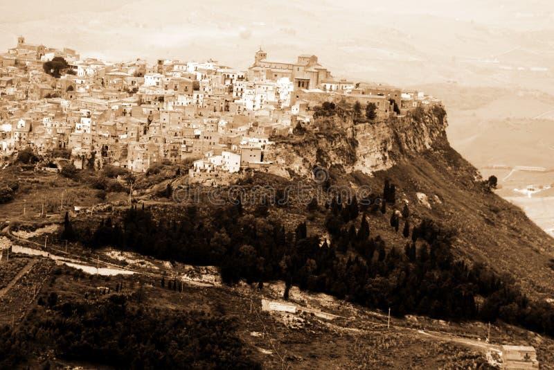 Klassisches altes Italien, Sizilien lizenzfreie stockfotos