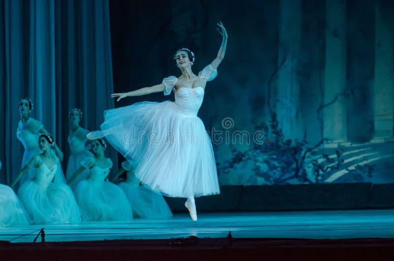 Klassisches Ballett Sylphs lizenzfreies stockbild