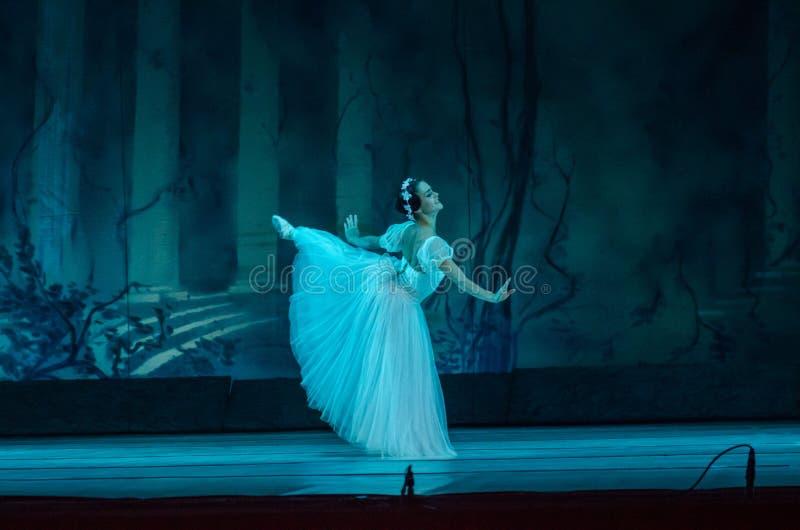 Klassisches Ballett Sylphs stockbild