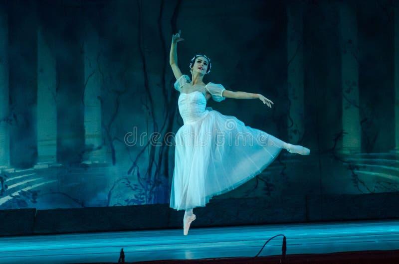 Klassisches Ballett Sylphs stockbilder