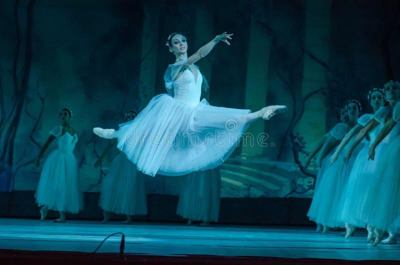 Klassisches Ballett Sylphs stockfotografie