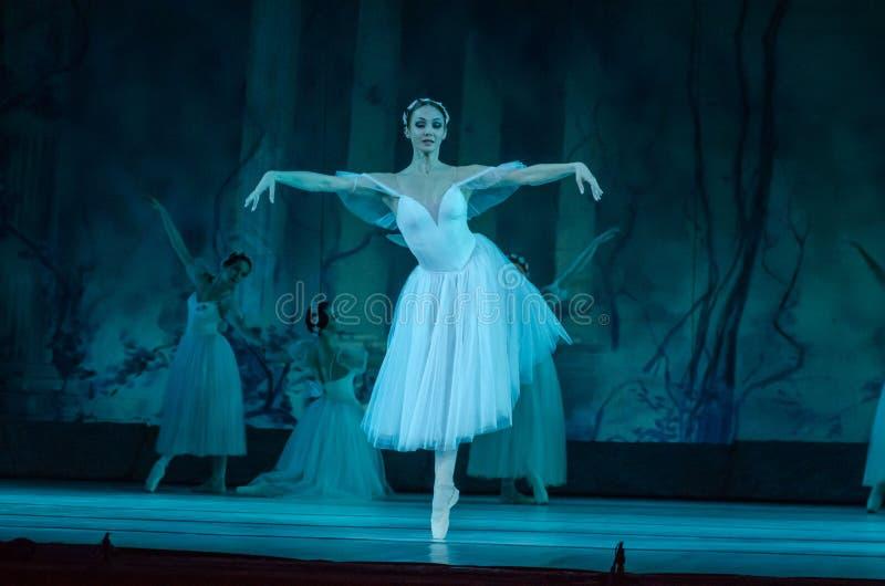Klassisches Ballett Sylphs lizenzfreie stockbilder