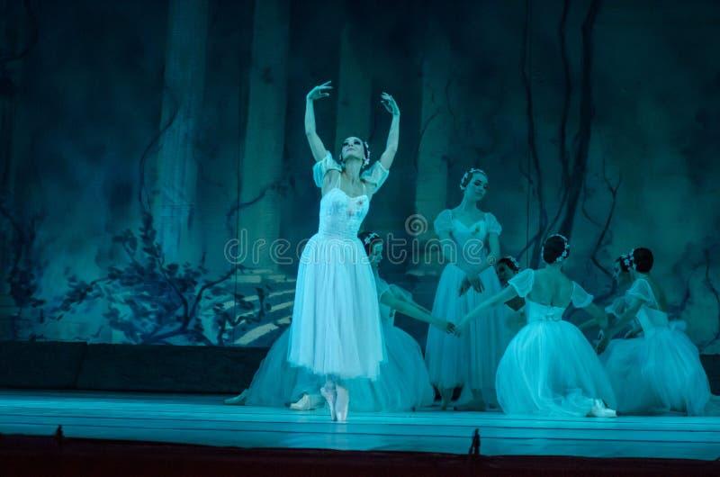 Klassisches Ballett Sylphs lizenzfreie stockfotografie