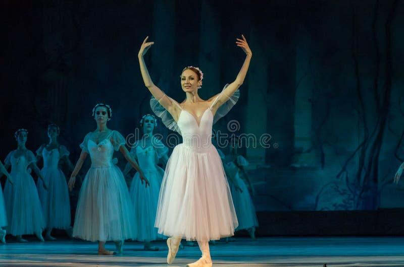 Klassisches Ballett Sylphs lizenzfreies stockfoto