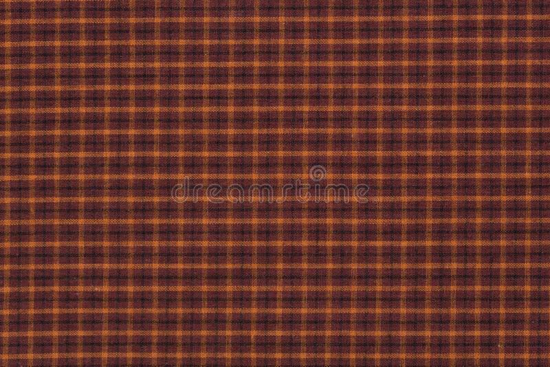 Klassisches checkered Gewebe lizenzfreies stockfoto