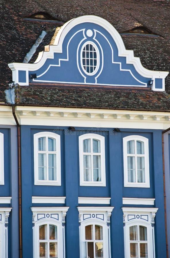 Klassisches Gebäude lizenzfreie stockfotos