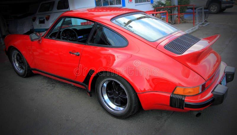 Klassisches herrliches Porsche stockbilder