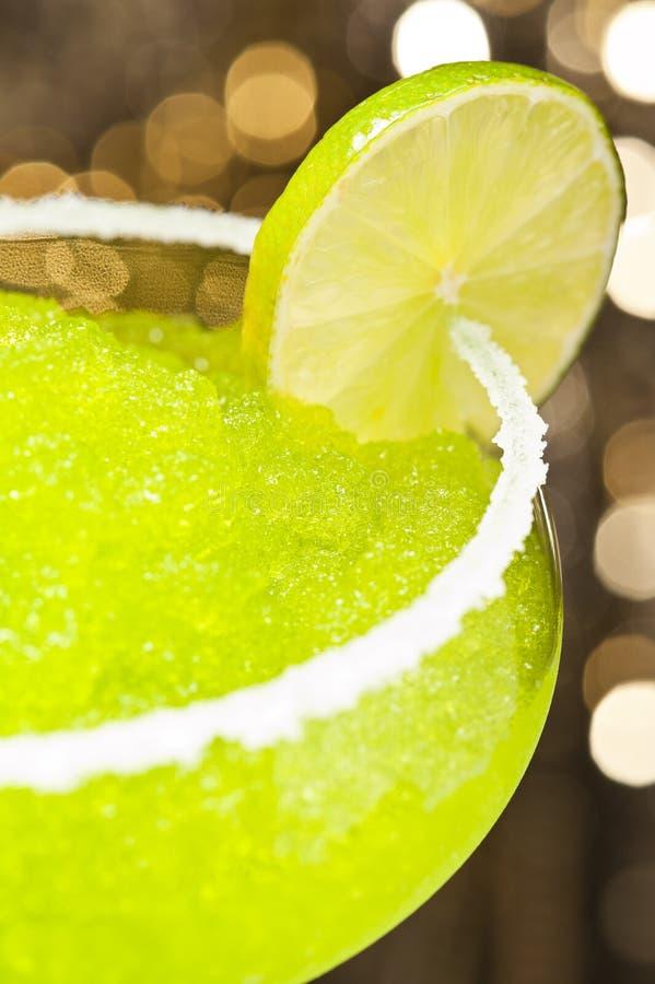 Klassisches Margaritacocktail stockbild