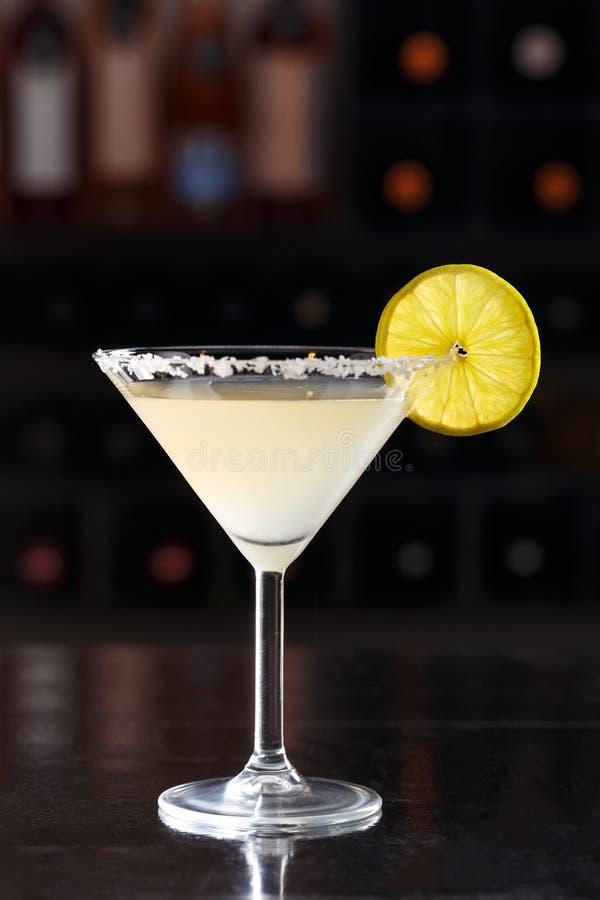 Klassisches Margaritacocktail lizenzfreie stockfotografie