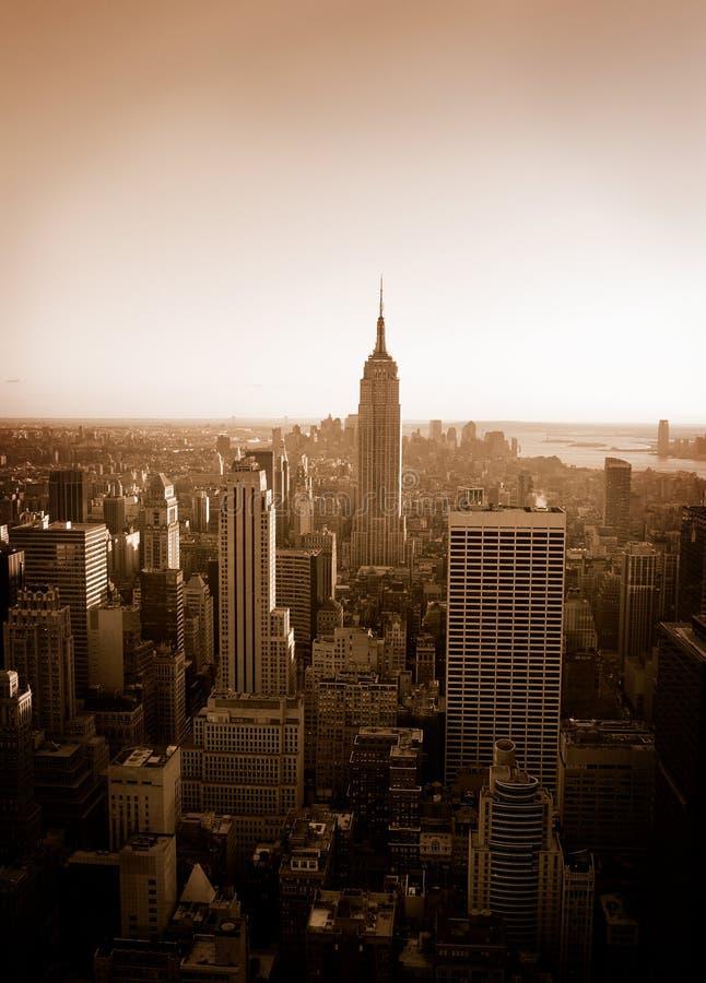 Klassisches New York City stockbilder