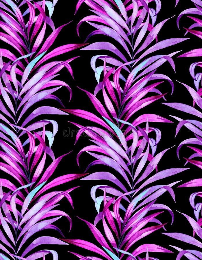 Klassisches Palmenmuster lizenzfreie stockfotografie