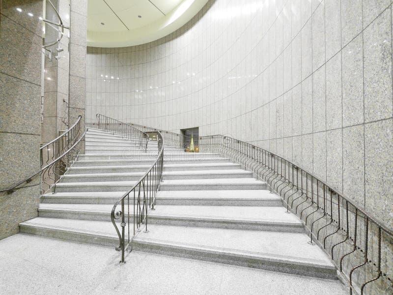 Klassisches Treppenhaus lizenzfreies stockfoto