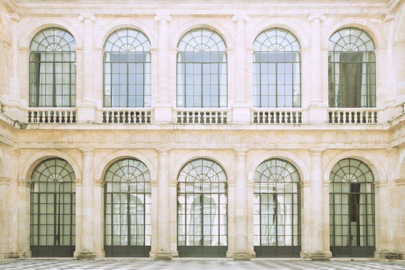 Klassisk arkitektur fotografering för bildbyråer