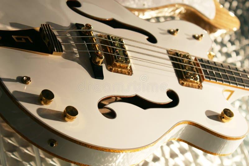 klassisk gitarr royaltyfria foton