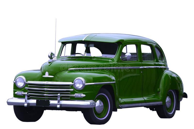 klassisk green för bil
