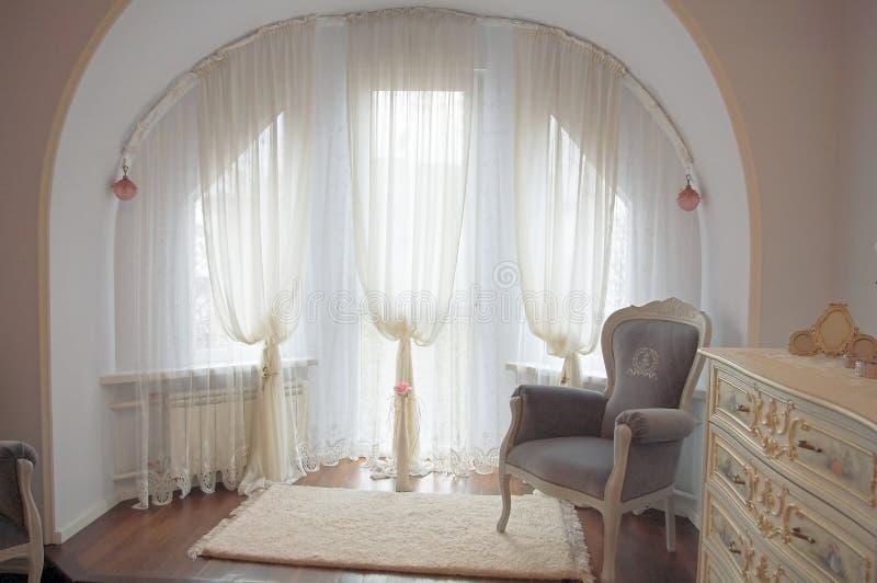 klassisk interior arkivbilder
