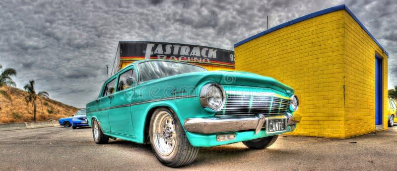 Klassisk sakkunnig för 60-talaustralierEH Holden royaltyfri foto
