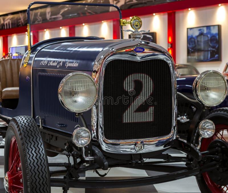 Klassisk sport Ford för tappning royaltyfri bild