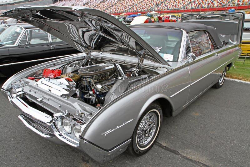 Klassiska Ford Thunderbird Automobile arkivbilder