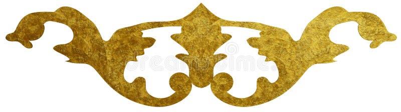 Klassiskt fanérinlägg royaltyfria foton