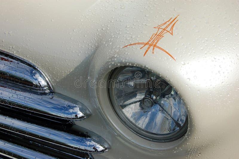 klassiskt rent för bil royaltyfri bild