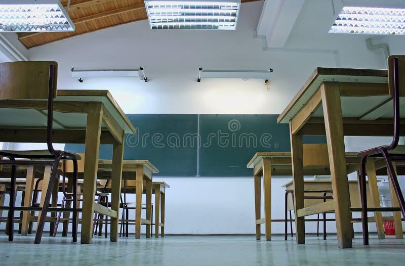 klassrum royaltyfri foto