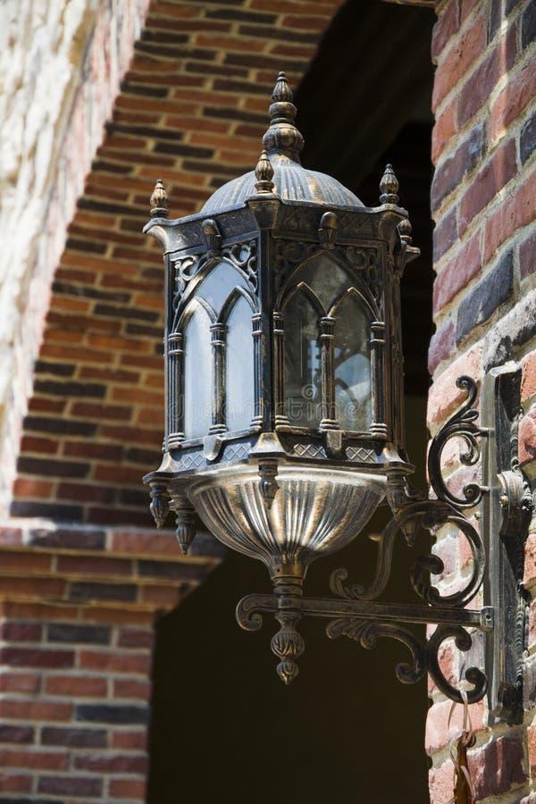 klasyczna arabskiej stara lampa fotografia royalty free