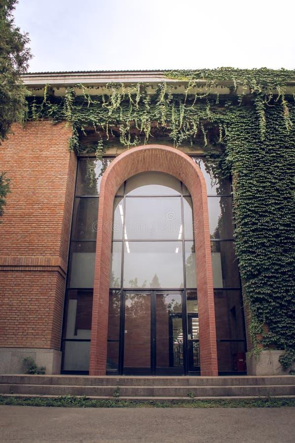 Klasyczna brama 2 obrazy stock