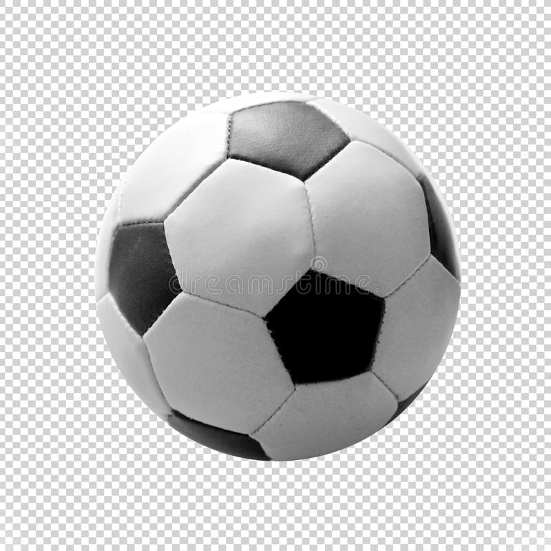 Klasyczna piłki nożnej piłka obraz royalty free