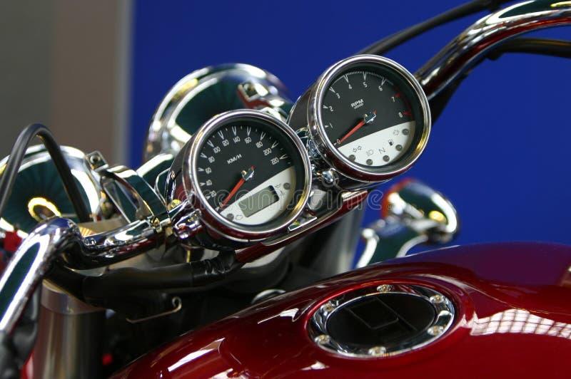 klasyczna roweru szczegół zdjęcie stock