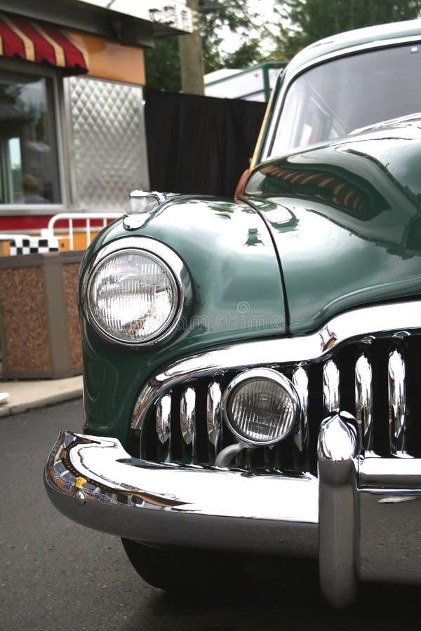 klasyczna samochodowy fotografia royalty free