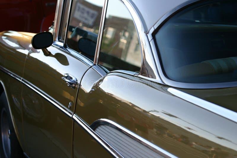 klasyczna samochodowy zdjęcie royalty free