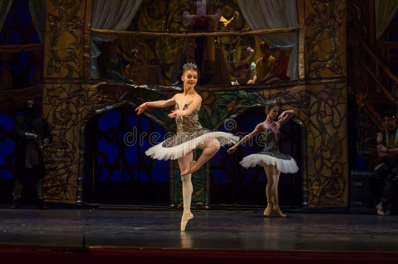 Klasycznego baleta Corsair obraz royalty free