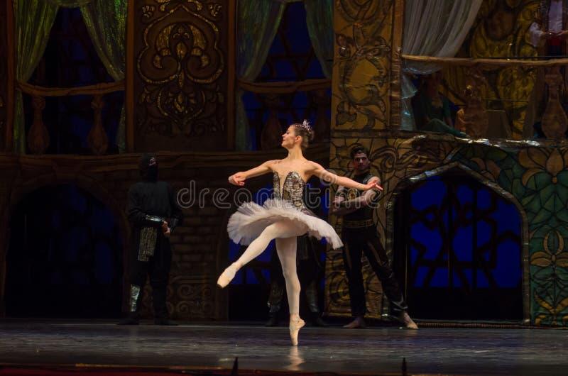 Klasycznego baleta Corsair zdjęcia royalty free
