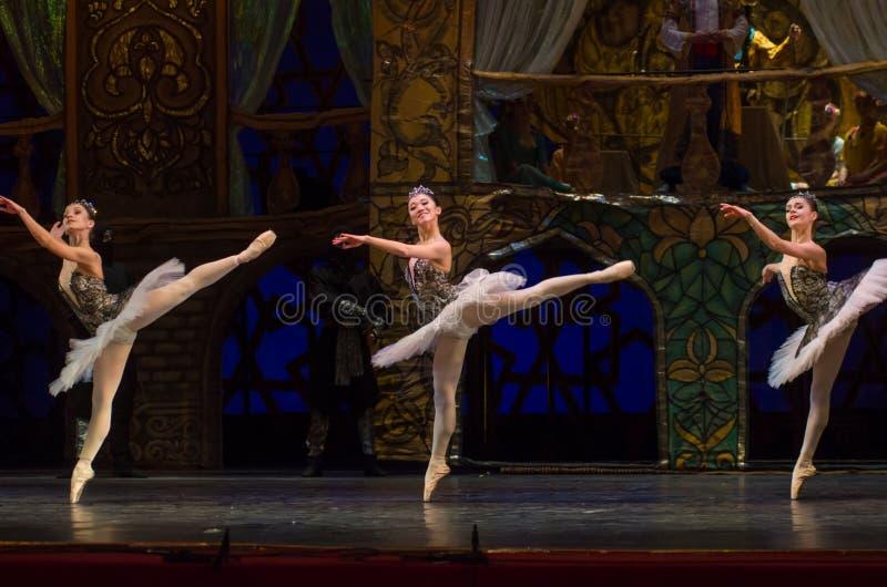 Klasycznego baleta Corsair obrazy royalty free