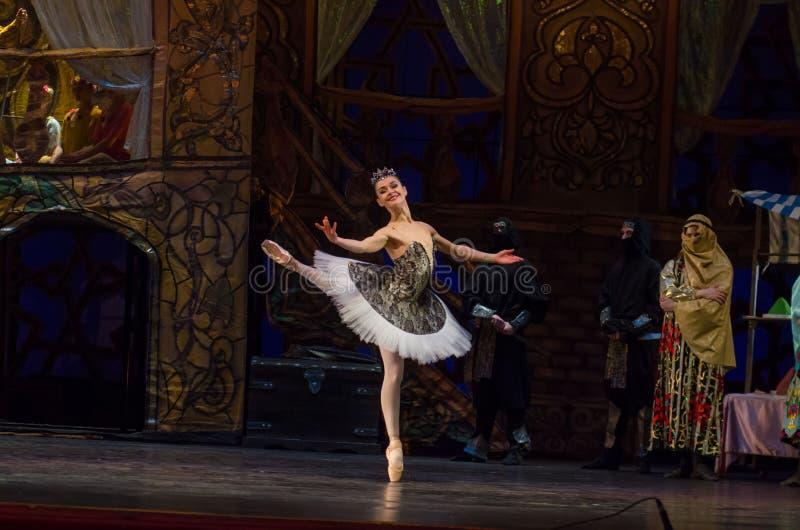 Klasycznego baleta Corsair zdjęcie stock