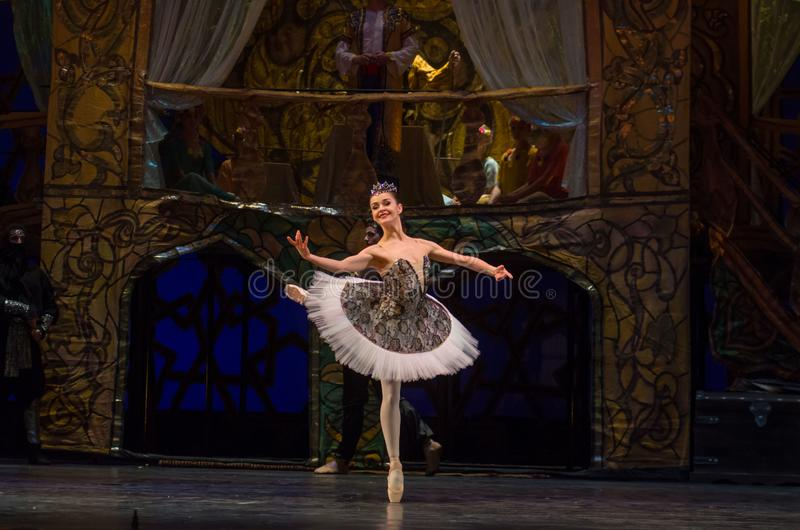 Klasycznego baleta Corsair obraz stock