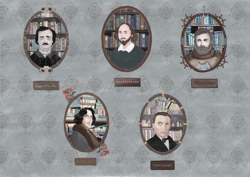 Klasyczni autory ilustracji