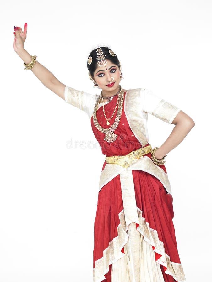 klasyczni tancerza kobiety ind zdjęcie royalty free
