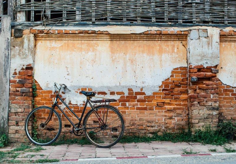 Klasyczny bicykl zdjęcia royalty free
