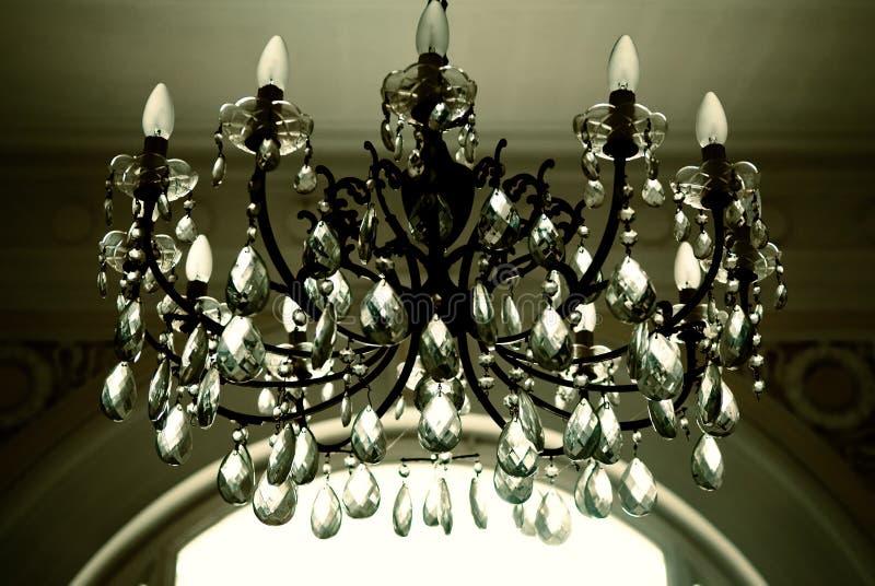 klasyczny crystal światło zdjęcie stock