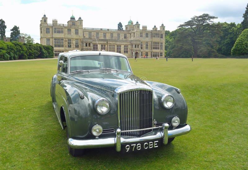 Klasyczny Daimler motorcar obrazy royalty free