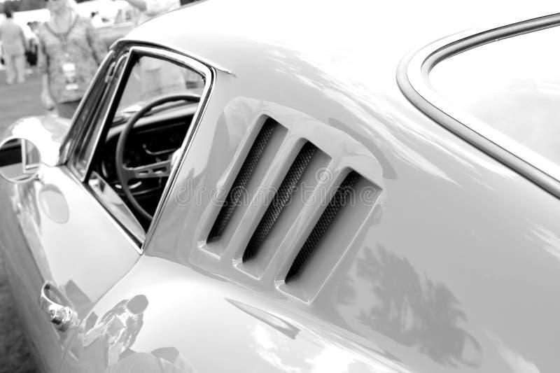 Klasyczny Ferrari fotografia stock